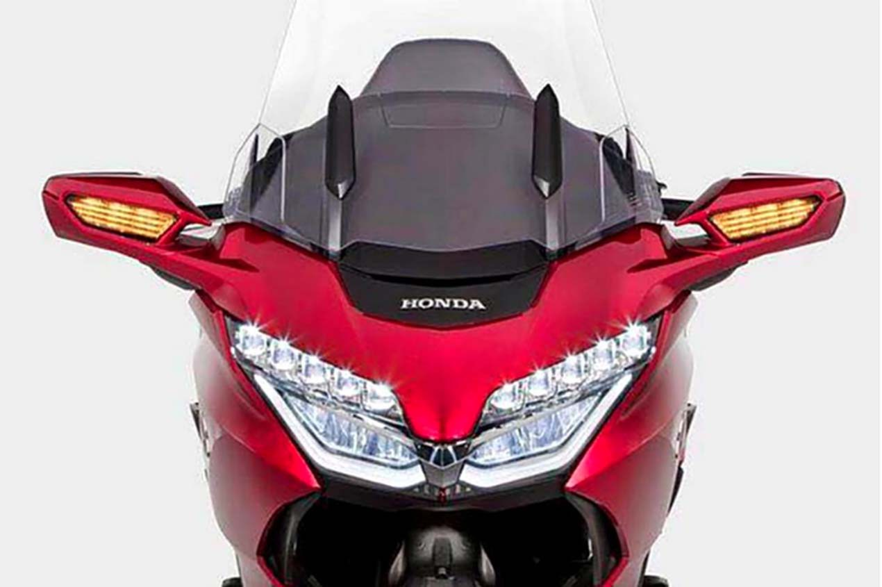 all new 2018 honda gold wing f6b changes pictures leaked 2018 motorcycle news honda pro. Black Bedroom Furniture Sets. Home Design Ideas