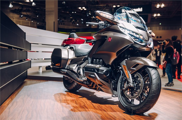 Official 2018 Honda Gold Wing Tour Models Announced Huge Changes