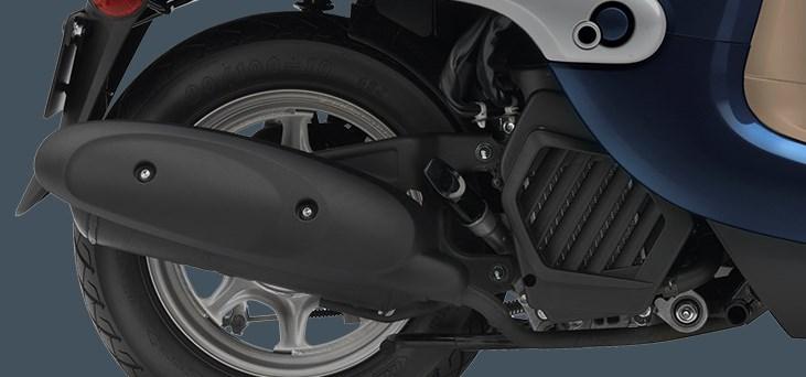 2018 Honda Metropolitan Scooter Ride Review / Specs | 50cc Scooter