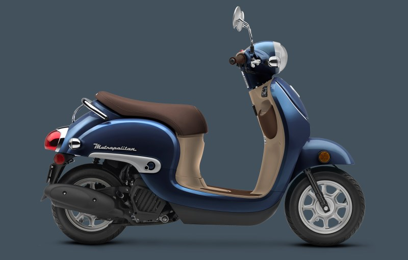 2018 honda metropolitan review of specs features 49cc scooter giorno. Black Bedroom Furniture Sets. Home Design Ideas