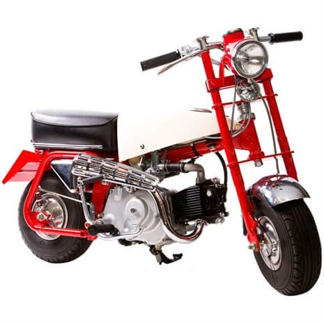 1961 Honda Monkey Motorcycle / Mini Bike
