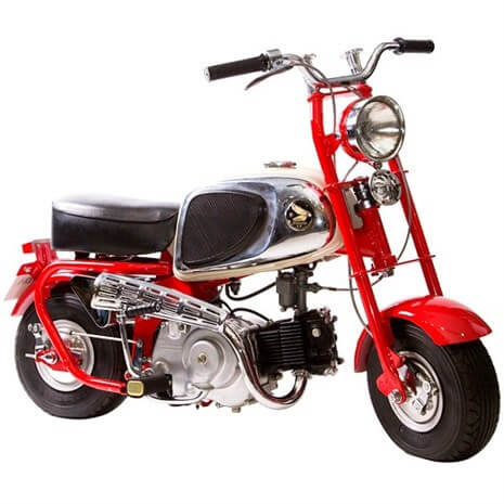 1963 Honda Monkey Motorcycle / Mini Bike