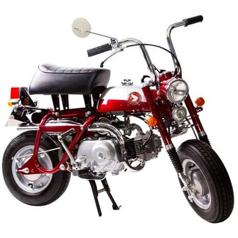 1970 Honda Monkey Motorcycle / Mini Bike