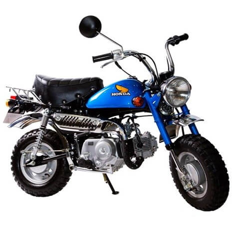 1978 Honda Monkey Motorcycle / Mini Bike