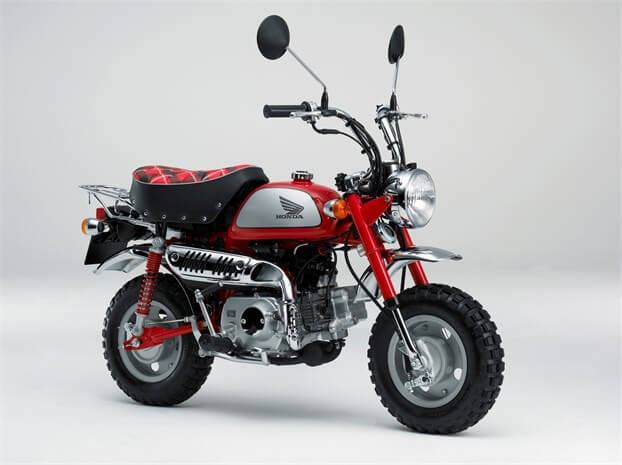 2009 Honda Monkey Motorcycle / Mini Bike