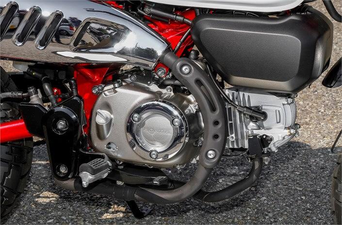 2020 Honda Monkey 125 Review / Specs + NEW Changes