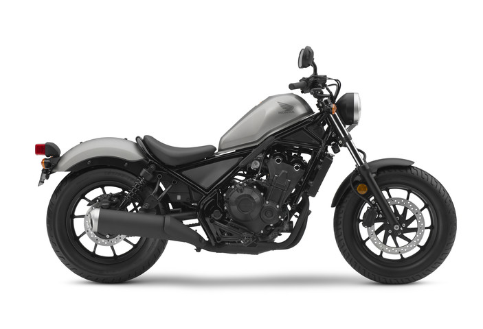 2018 Honda Rebel 500 Review / Specs - Price, MPG, Release Date - Bobber Motorcycle / Cruiser