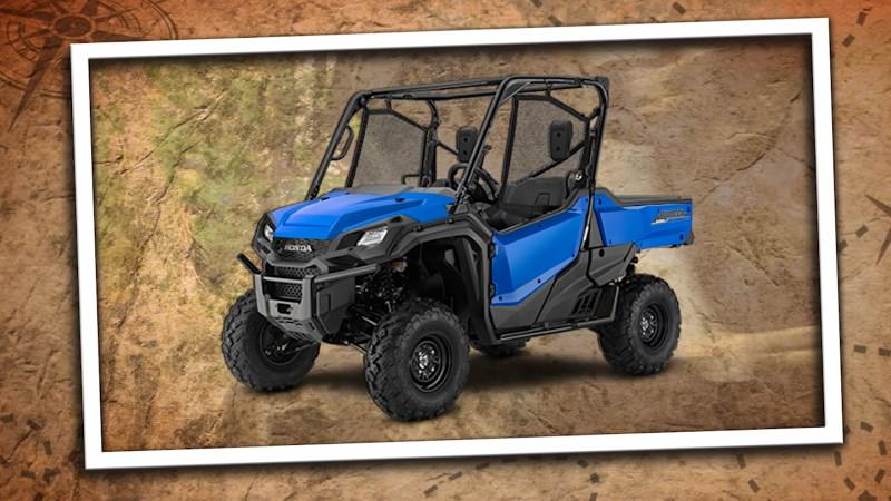 2018 Honda Pioneer 1000 EPS Review / Specs - Changes, Price, Colors, Horsepower & Torque