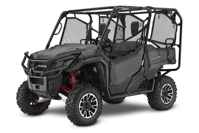 2018 Honda Pioneer 1000-5 Limited Edition Review / Specs - 5-Seater Side by Side / UTV / SxS Utility Vehicle (SXS10M5DL / SXS10M5DLJ)