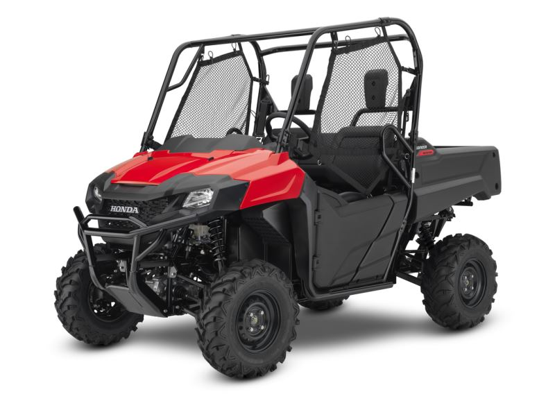 2018 Honda Pioneer 700 Review / Specs - 2-Seater Side by Side / UTV / SxS Utility Vehicle (SXS700M2 / SXS700M2J)