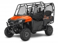 2018 Honda Pioneer 700-4 Deluxe Review / Specs - 4-Seater Side by Side / UTV / SxS Utility Vehicle (SXS700M4D / SXS700M4DJ)