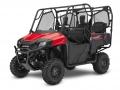 2018 Honda Pioneer 700-4 Review / Specs - 4-Seater Side by Side / UTV / SxS Utility Vehicle (SXS700M4 / SXS700M4J)