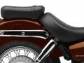 2018 Honda Shadow Aero 750 Seat Review | Cruiser Motorcycle Specs