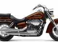 2018 Honda Shadow Aero Motorcycle Review / Specs & Buyer\'s Guide | Pearl Stallion Brown VT750C