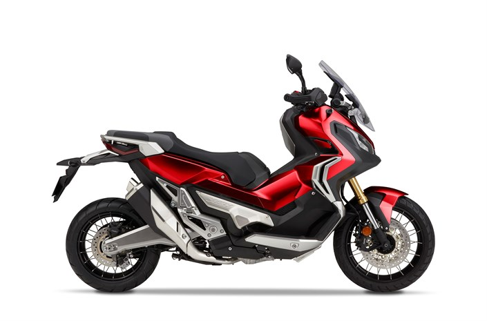 2018 Honda X-ADV Motorcycle Review / Specs - DCT Automatic Adventure Bike