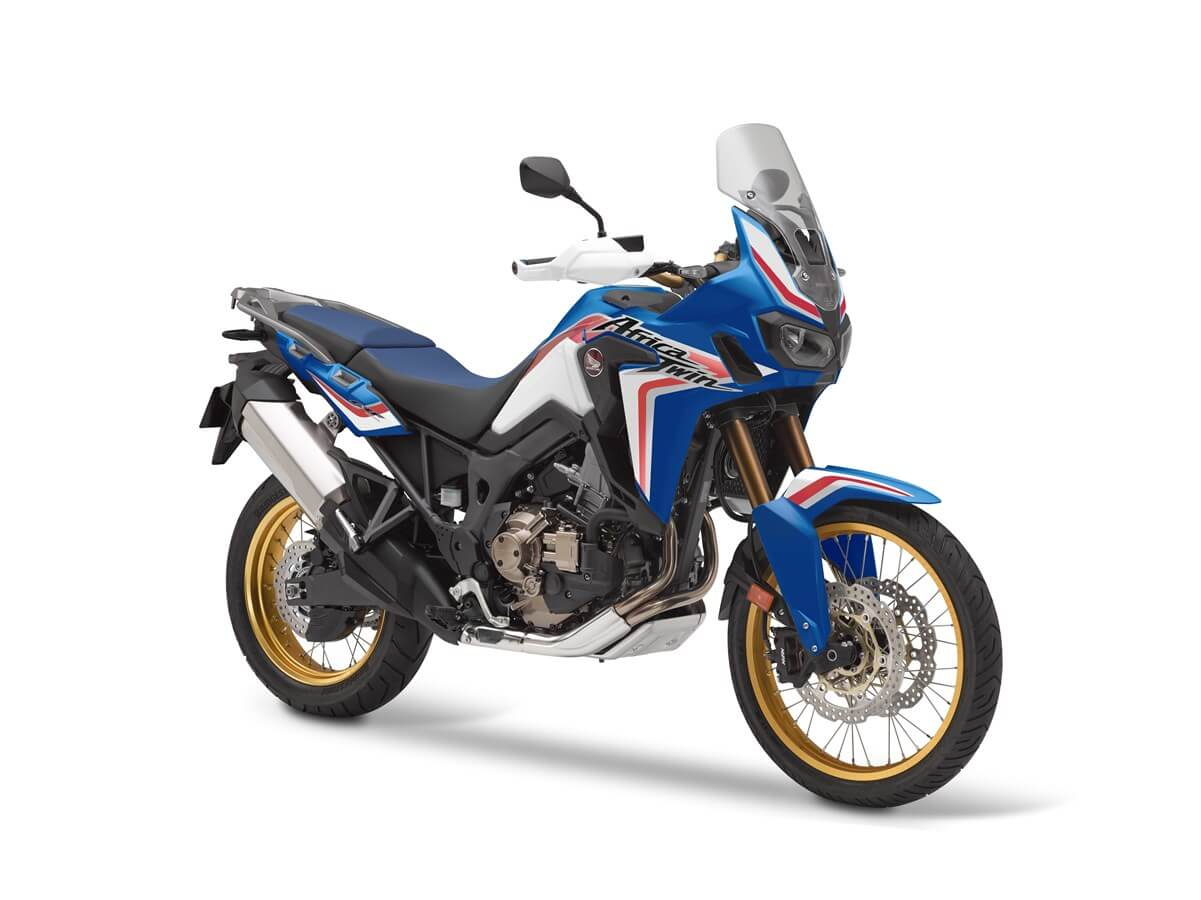 new 2019 honda africa twin price colors released. Black Bedroom Furniture Sets. Home Design Ideas
