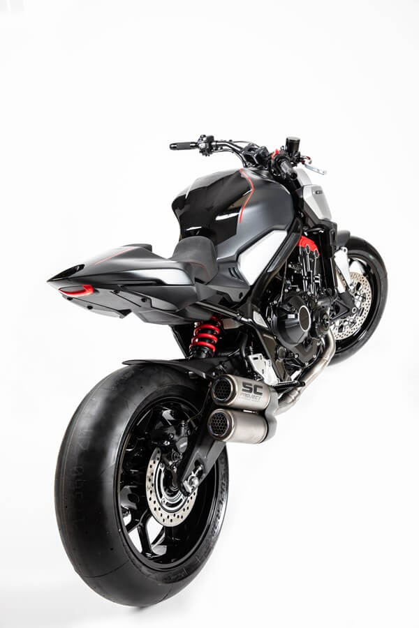 new 2019 honda cb650r neo sports caf motorcycle announcement. Black Bedroom Furniture Sets. Home Design Ideas