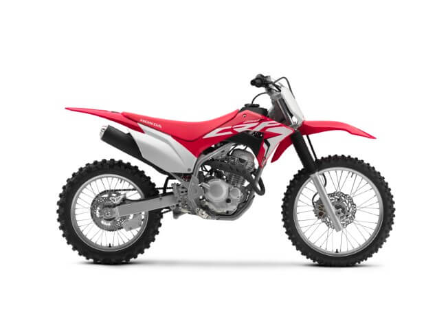 new 2019 honda crf250f review    specs