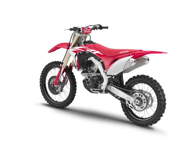 2019 Honda CRF250R Review of Specs / R&D + NEW Changes