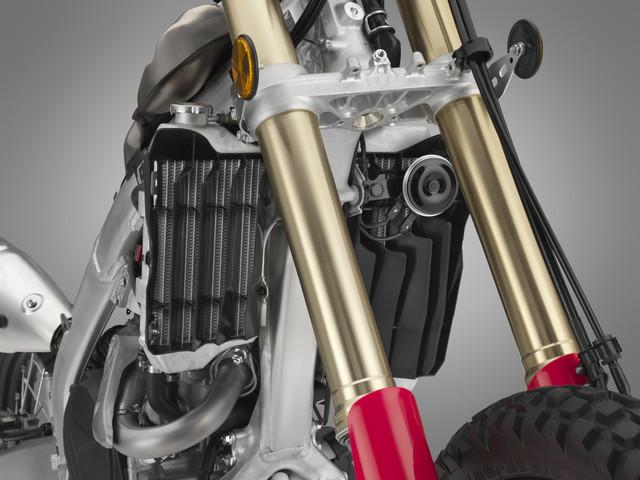 2019 Honda CRF450L Review of Specs / Features + R&D Info