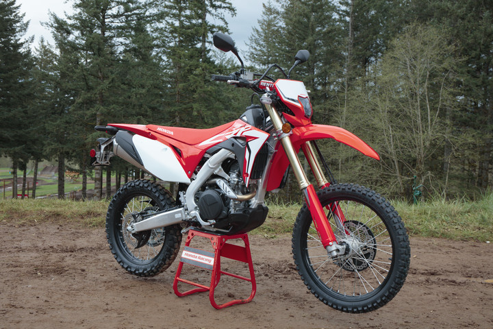 2019 Honda CRF450L Ride | Review & Specs / Buyer's Guide: Price, Release Date, Colors, MPG, HP & TQ Performance Info + More!
