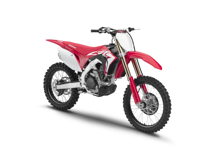 2019 Honda CRF450R Review / Specs | Motorcycle & Dirt Bike Buyer's Guide: CRF450R Price, Release Date, HP & TQ Performance Info + More!