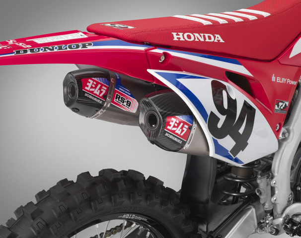 2019 Honda Crf450r Review Of Specs R Amp D New Changes Works Edition
