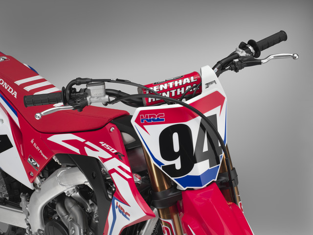2019 Honda Crf450r Review Of Specs Rd New Changes Works Edition