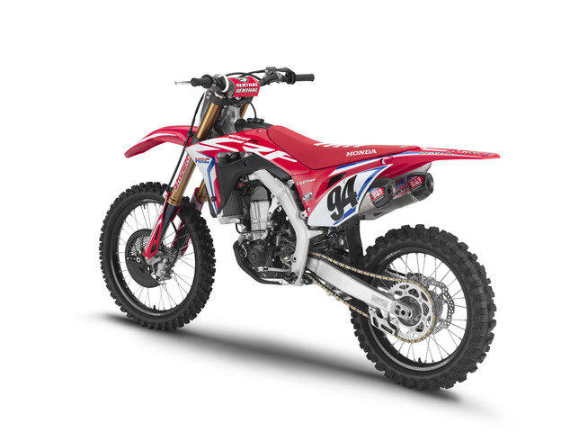 2019 Honda CRF450R Review of Specs / R&D + NEW Changes +