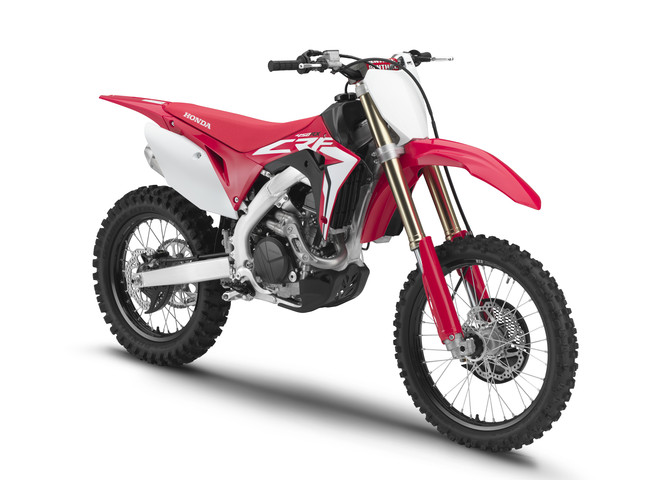 2019 Honda CRF450RX Review / Specs | Dirt Bike Buyer's Guide: Price, Changes, HP & TQ Performance Info + More! | Off-Road Motorcycle News