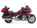 2019 Honda Gold Wing Tour Airbag DCT Automatic Review / Specs: Price, Changes, Colors, Features & Options + More! | Candy Ardent Red / Black