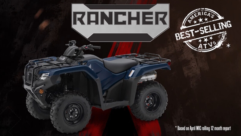 2019 Honda Rancher 420 ATV Review / Specs / Changes + Buyer's Guide | TRX420 FourTrax