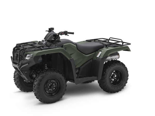 2019 Honda Rancher 420 ATV Review / Specs: Price, Colors, Release Date, HP & TQ Performance Info + More! (TRX420TM / TRX420TMK)