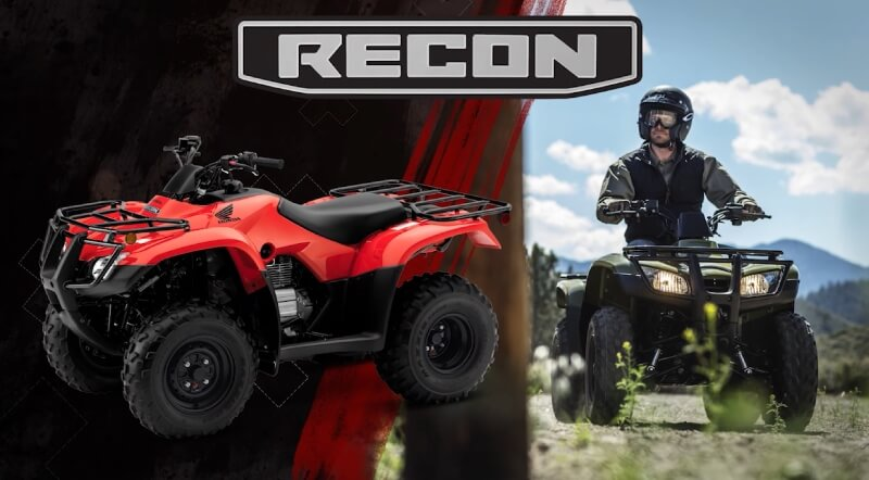 2019 Honda Recon ATV Review / Specs / Changes + Buyer's Guide | TRX250 FourTrax