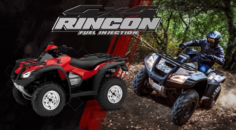 2019 Honda Rincon 680 ATV Review / Specs / Changes + Buyer's Guide | TRX680 FourTrax