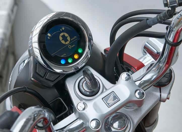 2019 Honda Monkey 125 Speedometer | Review / Specs & Buyer's Guide | Motorcycle / Mini Trail Bike
