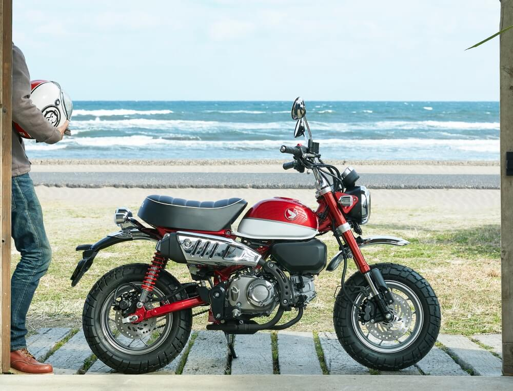 2019 Honda Monkey 125 Review / Specs & Buyer's Guide | Motorcycle / Mini Trail Bike
