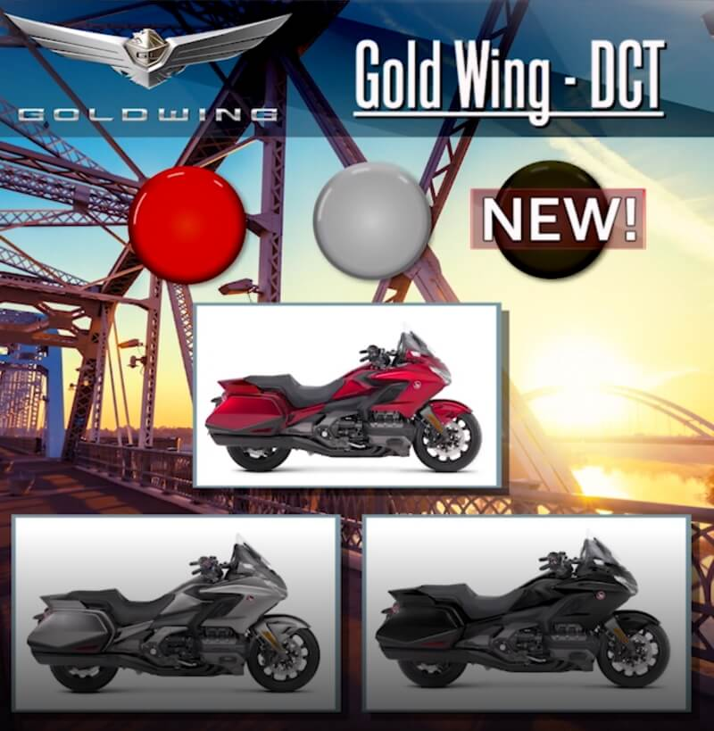 2019 Honda Gold Wing | Price, Release Date, Colors + More! | Touring / Motorcycle