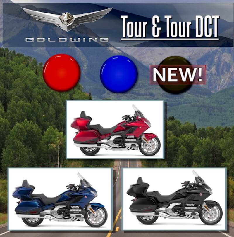 2019 Honda Gold Wing Tour | Price, Release Date, Colors + More! | Touring / Motorcycle