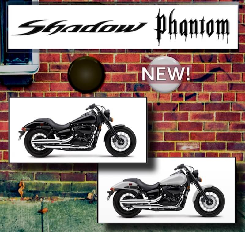 2019 Honda Shadow Phantom 750 | Price, Release Date, Colors + More! | Cruiser / Motorcycle