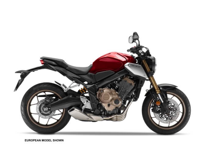 2019 Honda CB650R Review / Specs + Changes Explained!