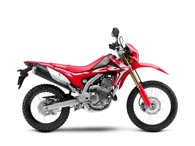 2019 Honda CRF250L Review / Specs