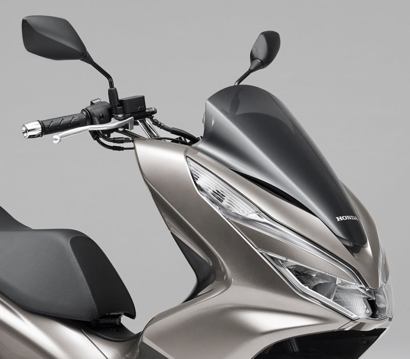 2019 Honda Pcx150 Scooter Review Specs New Changes Pcx