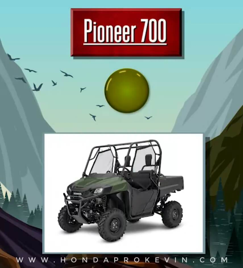 2019 Honda Pioneer 700 Review / Specs | Price, Changes, Colors, Release Date + More! | Side by Side / UTV / SxS / ATV