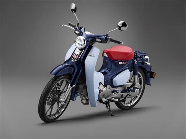 All New 2019 Honda Super Cub 125 Review Of Specs Features