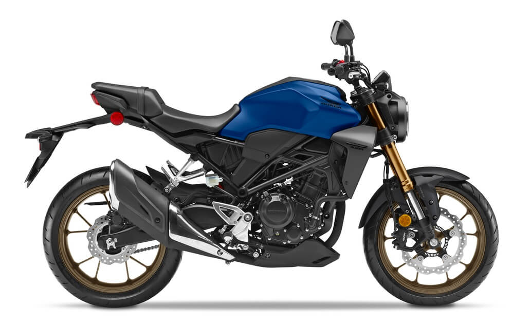 2020 Honda CB300R Review / Specs (ABS) | Naked CBR Sport Bike / Motorcycle / Neo Sports Cafe Concept