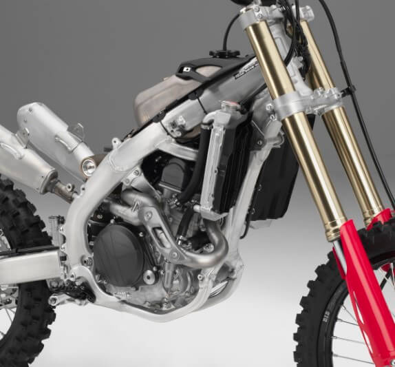 2020 Honda CRF450R Chassis Review / Specs + NEW Changes! | 2020 CRF Dirt Bikes & Motorcycles