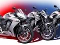 Honda 500 Motorcycle Concept / Prototype Bike - CBR500R / CB500X / CB500F