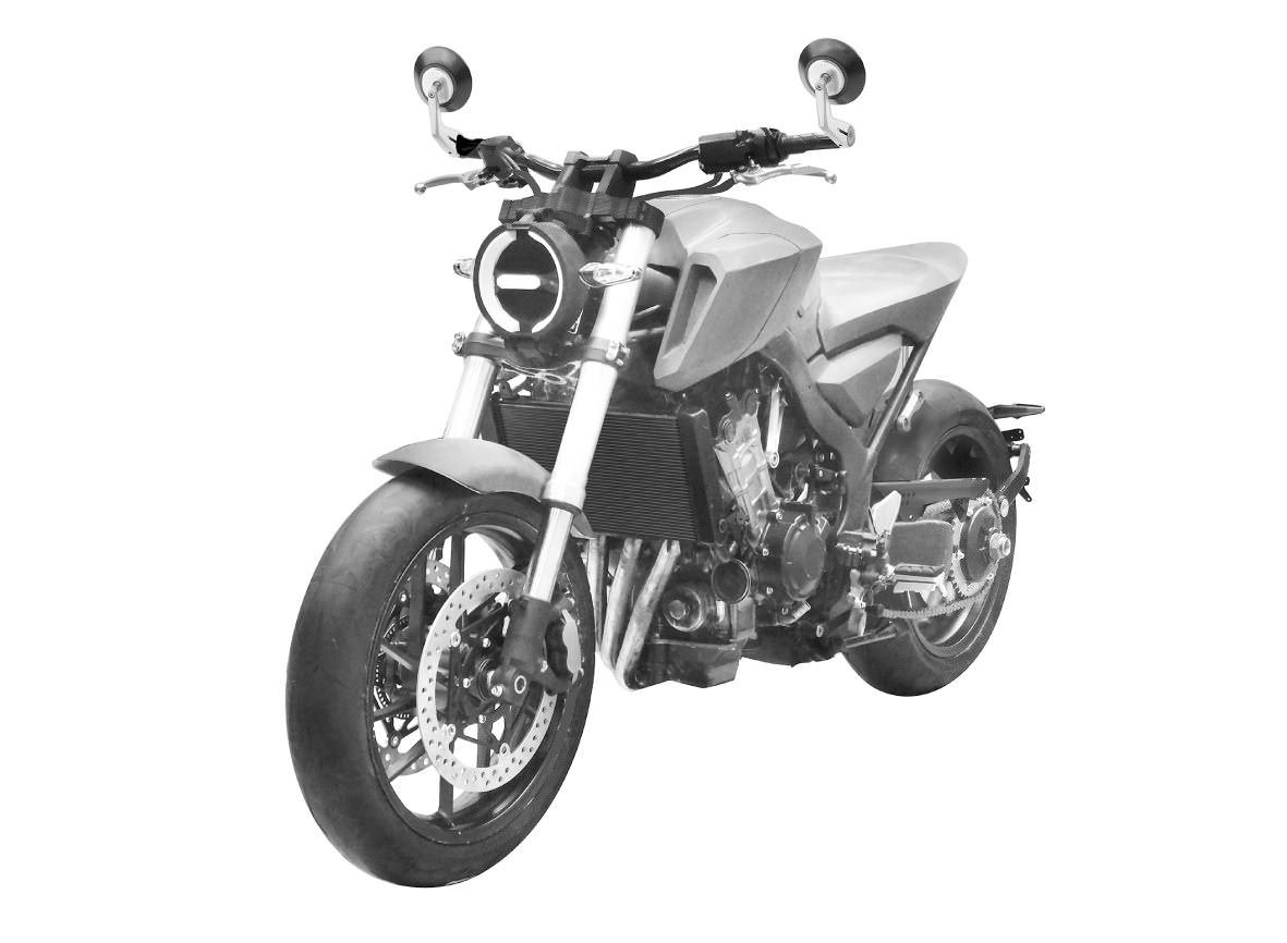 2018 honda 650 xr. Exellent Honda Honda 650 New 2017 2018 Cb4 U0026 Cbsix50 Motorcycles Edging Closer  To   On Xr