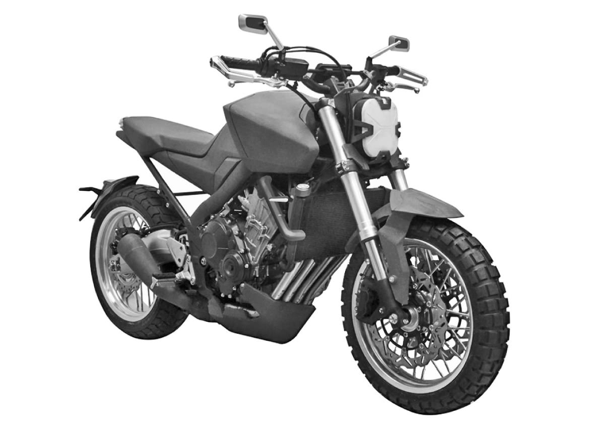 Index Of Pictures 650 Mc Patents Honda Motorcycles Prototypes Cbsix50 Concept Motorcycle Cbr Cbr650f Cbr650 Bike Prototype 1